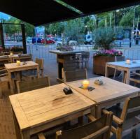 Business Borrel bij Grand Café Maze