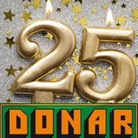 DONAR Groen 25 jaar