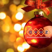 Feestelijke kerstborrel